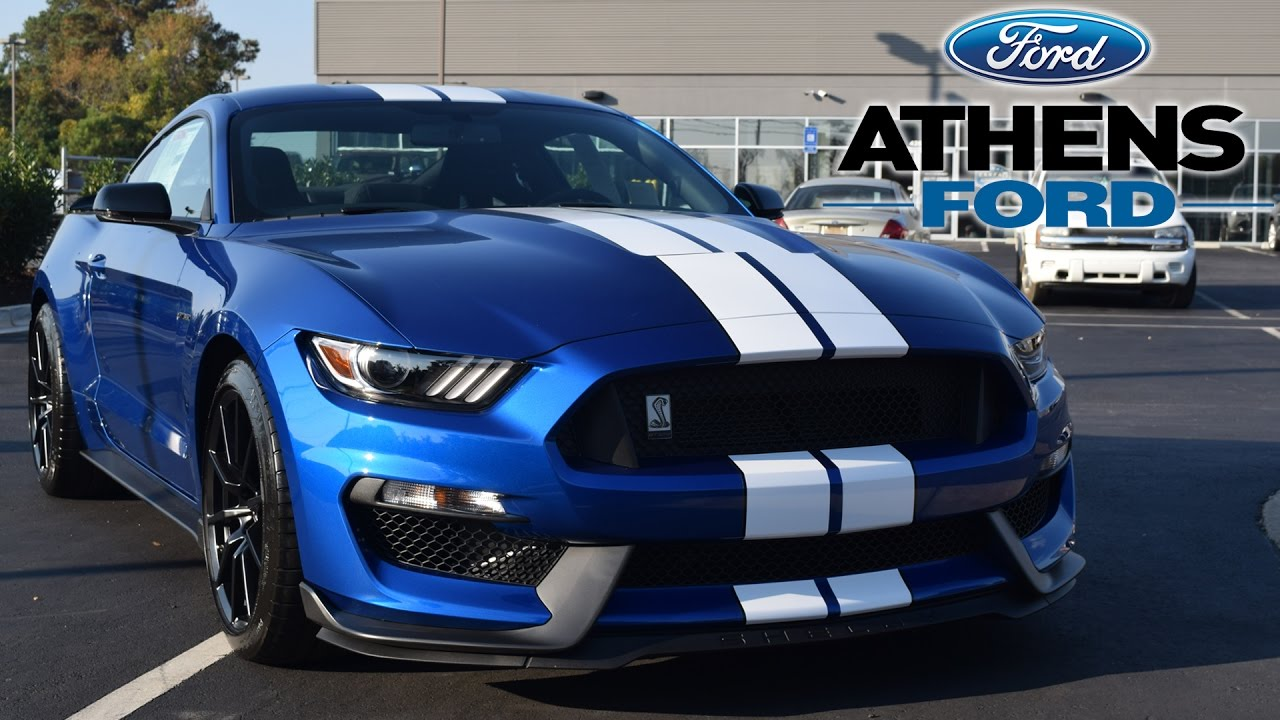 2017 shelby gt350 review