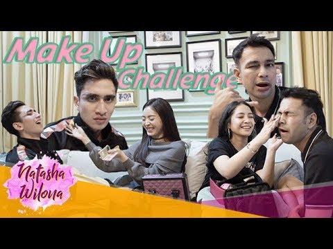 Make Up Challenge Verrell-Wilona VS Raffi-Gigi