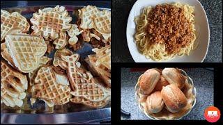 Рецепты от мамы Натальи: булочки