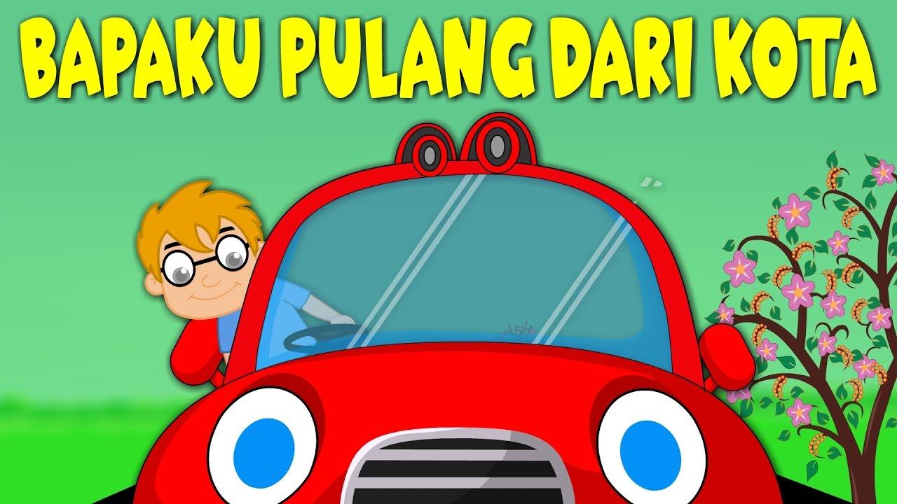 Download Lagu Kanak Kanak Melayu Malaysia - BAPAKU PULANG DARI KOTA