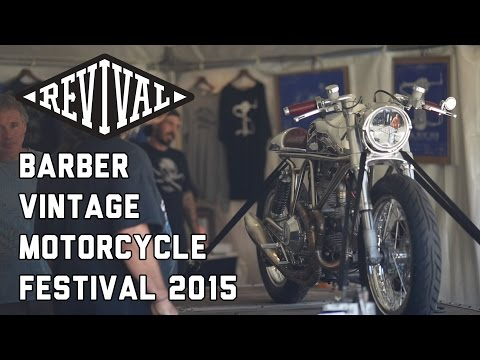 REVIVAL at Barber 2015