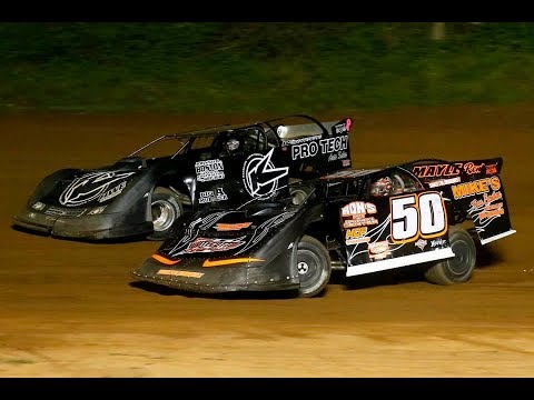 "Ohio Valley Speedway ""Keith Barker Memorial"" Late Models and Modifieds 8-24-2019"