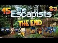 The Escapists - Ep.15 : FIN (Saison 3) - Let's Play par TheFantasio974 FR HD