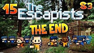 The Escapists - Ep.15 : FIN (Saison 3) - Let's Play par TheFantasio974 FR HD