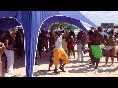 Aruba Soul Beach Music Festival 2013