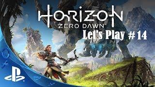 Horrizon Zero Dawn Let's Play 14
