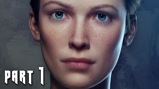 Wolfenstein The Old Blood Walkthrough Gameplay Part 1 - Prison (PS4)