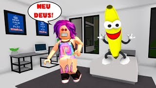 THE BANANA THAT CATCHES THE WICKED CHILD | ROBLOX-Bloxburg, Pennsylvania