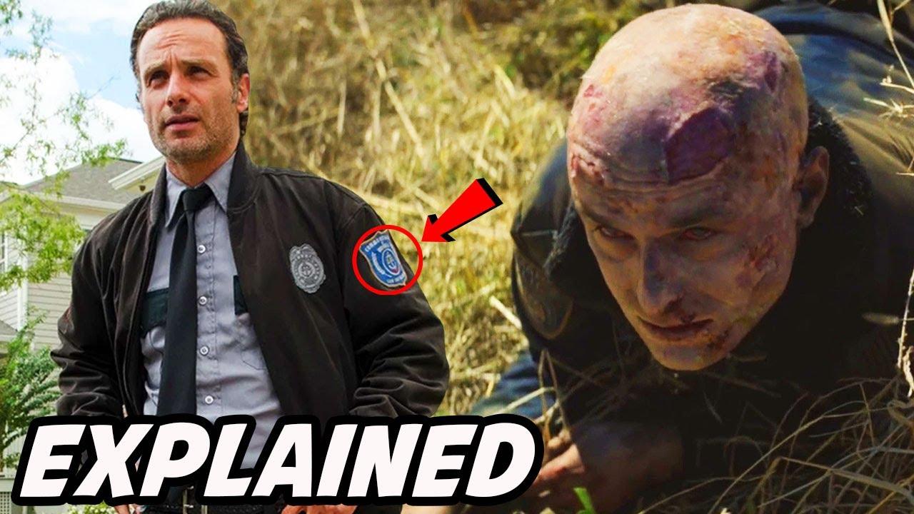 Download Rick WORKING for CRM & Iris To Be BITTEN?! The Walking Dead World Beyond Season 2 Episode 1
