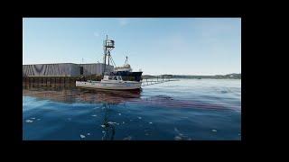 Fishing North Atlantic ЛОВЛЯ РЫБЫ СЕТЯМИ В АТЛАНТИКИ 6