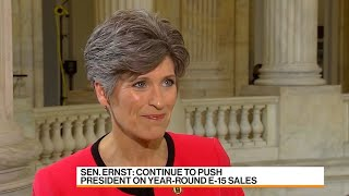 Sen. Ernst Says Trade Talks Are Burdening Farmers With Uncertainty