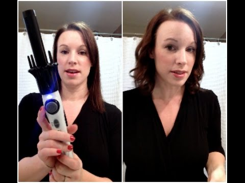 Kiss Instawave Automatic Curling Iron