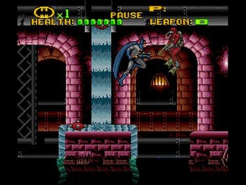 batman revenge of the joker snes