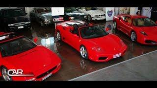 CAR WARS New Edition / Ferrari F430 / Ferrari 360 Spider / Ferrari F355 GTS