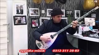 Ankaralı Coşkun Direk - Elektro Bağlama Show - Ayyıldız Müzik Merkezi