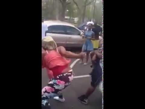 Ghetto Girls Brawl 2014