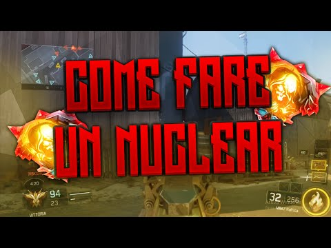 COME FARE UN NUCLEAR - Una base