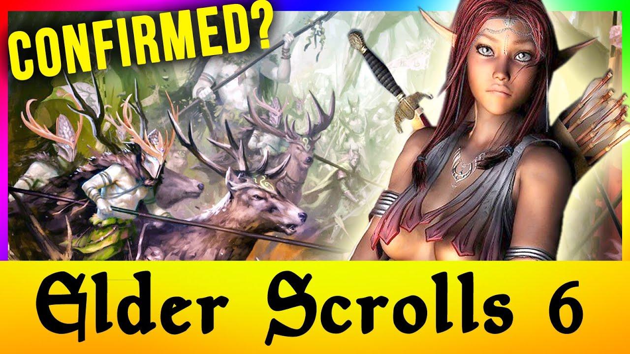 Elder Scrolls 6 VI Valenwood CONFIRMED? Skyrim Remastered Move Aside (TES Release Date ...