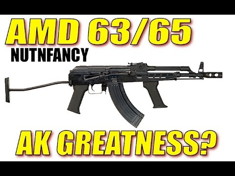 Worst AK Ever?: Hungarian AMD 63/65