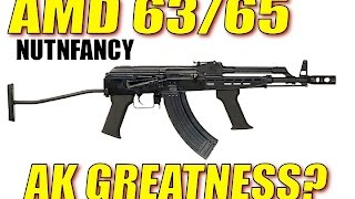 Worst AK Ever?: Hungarian AMD 63/65