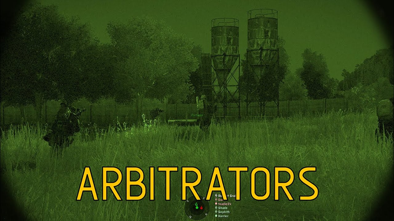 Arbitrators - ShackTac