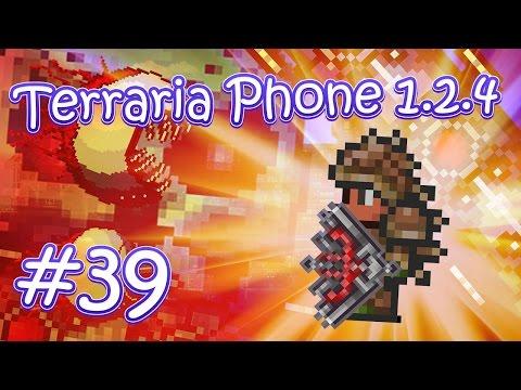 видео: lp. hm. terraria phone 1.2.4 #39 (Доминирование над мех. боссами :d)