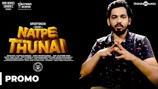 Natpe Thunai Single Pasanga Behind The Scenes Hiphop Tamizha Anagha Sundar C.mp3