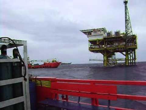 Kerja di offshore kemaman