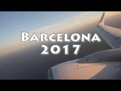 Barcelona 2017  | Mashup video