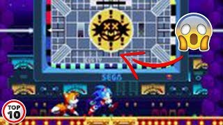 Top 10 Sonic Easter Eggs – Part 3