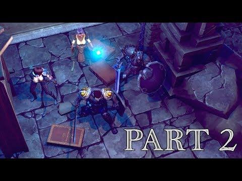 Zoria: Age Of Shattering (Demo - Part 2) - Indie RPG/Strategy Game
