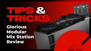 Glorious Modular Mix Station Review   Tips and Tricks