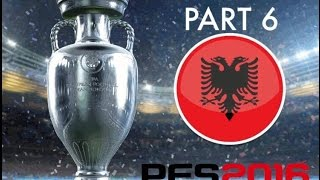 PES 2016 / EURO 2016 - Albania v Italy SEMIFINAL Walkthrough Part 6