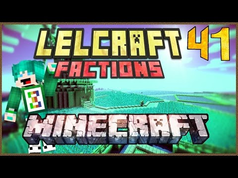 Minecraft Lelcraft Raid ad un Helper ?!  Ep 41 #BlueFire #Gaming #Minecraft #Italia