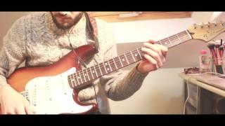 Dancing on my own - Callum Scott || Guitar Instrumental Cover by David Mark Thomas
