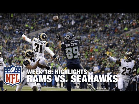 Rams vs. Seahawks | Week 16 Highlights | NFL