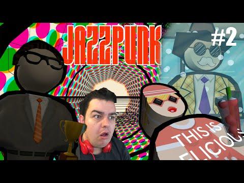 Back To Crazy // JazzPunk #2