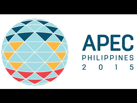 Opening Session: 2nd APEC Structural Reform Ministerial Meeting 9/7/2015