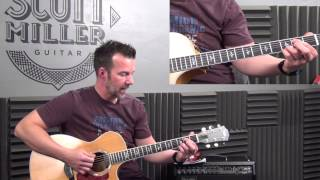 "How to Play ""Lay Me Down by Sam Smith"" on Guitar! Easy Guitar Songs!"