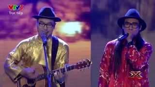 mash up  lien khuc tinh yeu - nhom f band - nhan to bi an 2014 season 1  liveshow 4