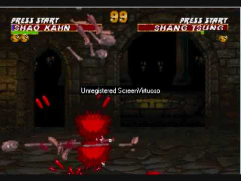 ULTIMATE MORTAL KOMBAT TRILOGY HACK fatality infinite ...