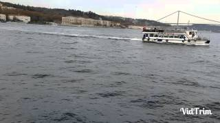 Istanbul Bosphorus &Claire Denamur/La Mal Aimée