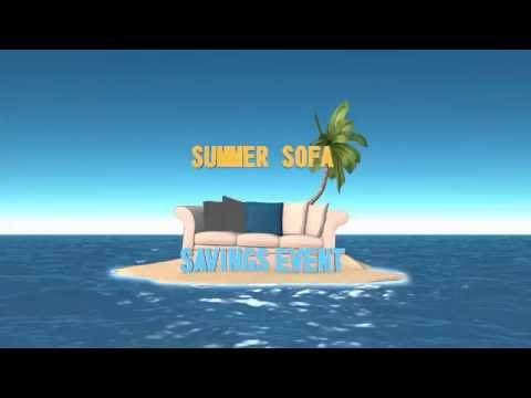 Butterworth's Summer Sofa Sale 2016