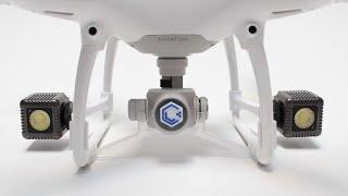 Lume Cube DJI Phantom 4 - Kit - Unboxing
