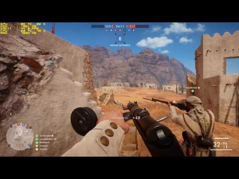 Battlefield 1 Multiplayer 64/64 GTX 660 Ti & Core i7-860