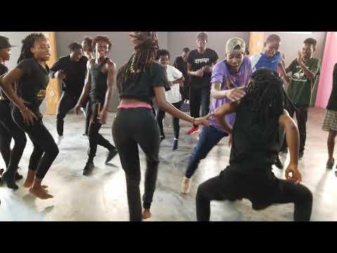 2020 African Dance Angola   Afro dance #manuelkanza Academy