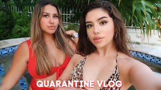A Day in My Life in Quarantine ♡ Vlog #8 | Amanda Diaz
