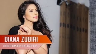 Diana Zubiri - FHM Cover Girl September 2014