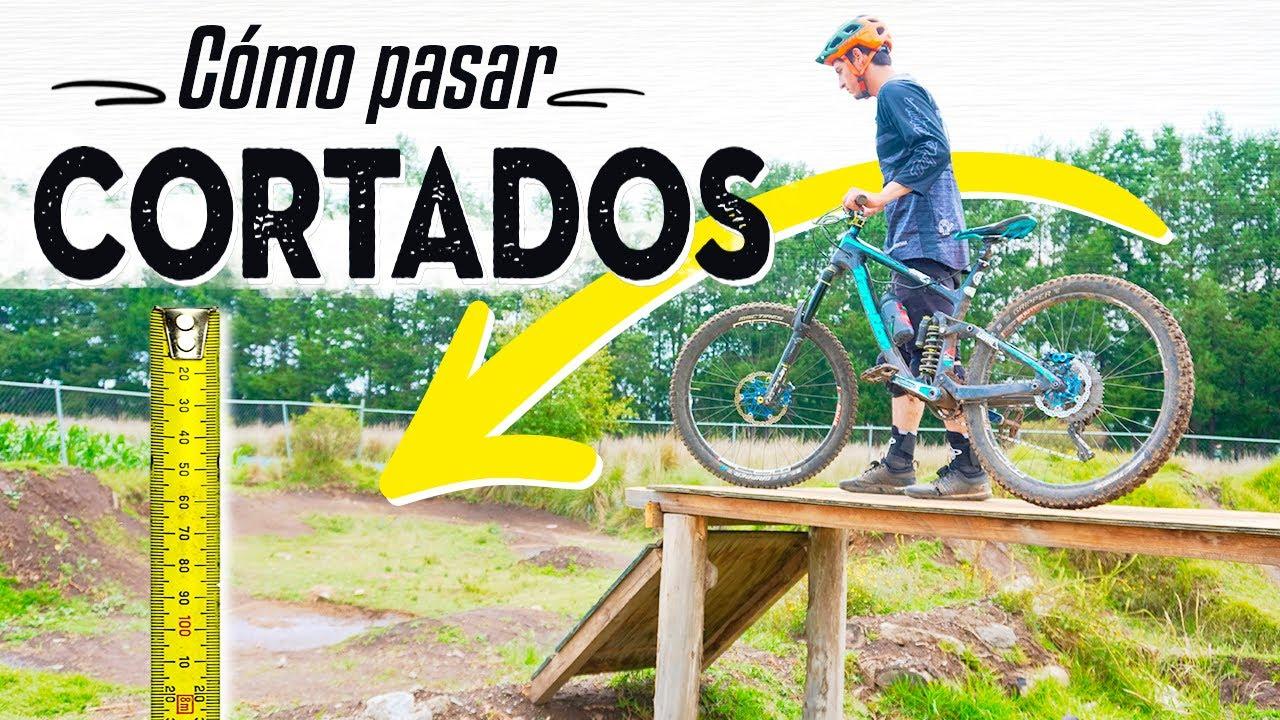 Cómo pasar CORTADOS ⚠️ tutorial MTB en 3 pasos