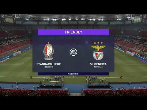 FIFA 21 STANDARD LIEGE VS BENFICA EUROPA LEAGUE PREDICTION |